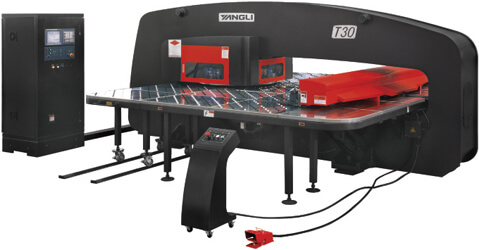 Image of CNC Turret Punch Press - T30 Series
