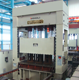 Image of Hydraulic Press - YL34 Series