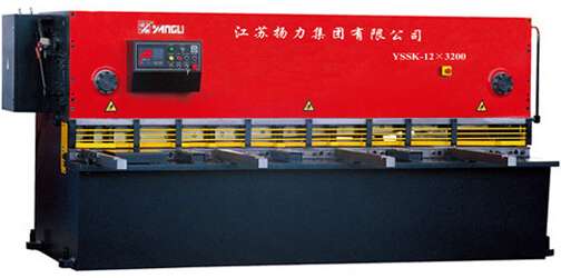 Image of Shearing Machine - YSSK Series