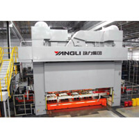 Image of Straight Side Press - LS4 Series